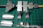 Bild - Vallejo Aluminium fungerade fint för resterande delar.