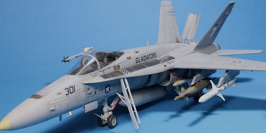 Picture of Hobby Boss F-18C