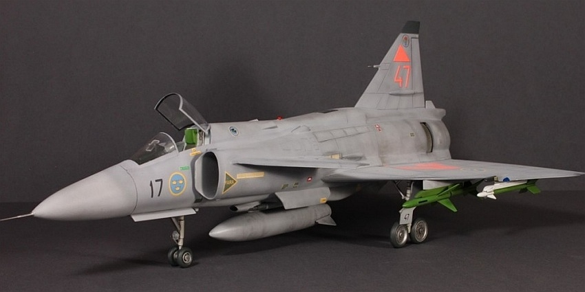 Picture of ESCI JA-37 Viggen